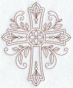 орнаментальный крест