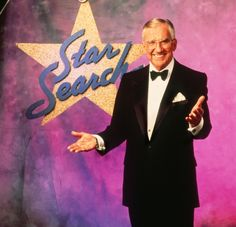 Before American Idol, there was Star Search with Ed McMahon.