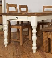 Attractive Vintage Farmhouse Table   Google Search