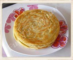 ! Funda Ceyhan: ANNEANNEM'DEN BANA KALAN BİR TARİF: YAĞLI GÖZLEME Pizza Pastry, Cute Food, Yummy Food, Good Food, Turkish Kitchen, Turkish Cuisine, Pastry Recipes, Cooking Recipes, Turkish Recipes