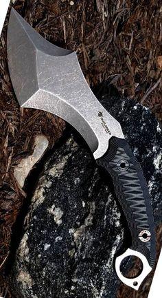Maserin Knives Outlander Fixed Survival Blade Knife @aegisgears
