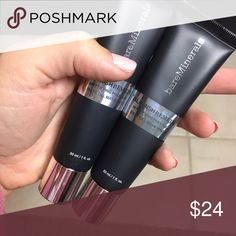Bare Minerals Mattifying prep gel 2 full size tubes, brand new! Bare Escentuals Makeup Face Primer