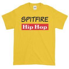 SpitFireHipHop Tekton Pro Men's T-shirt