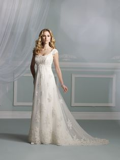 The Wedding Pe Inc Heart Of Texas Chapel Empire Waist Bridal Gowns Gown