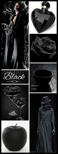 '' Black '' by Reyhan S.D.
