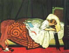 Félix Edouard Vallotton (December 28, 1865 – December 29, 1925) was a Swiss painter and printmaker associated with Les Nabis.