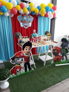 222 Best Paw Patrol Party Ideas Images In 2019 5 Years Biscuit
