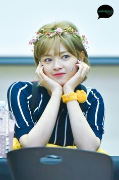 Twice-Jeongyeon 170525 SIGNAL 팬싸