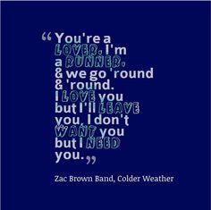 Love these lyrics