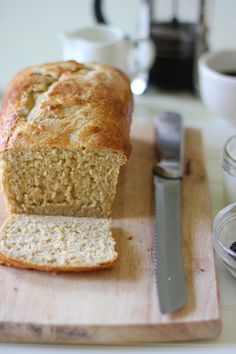 AMAZING website - Healthy Breads in five minutes a day.  Wonderful artisan breads you make up and store in refrigerator and make as needed. Keeps several weeks.