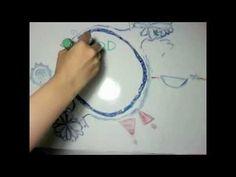 Creation: God made the world - whiteboard animation