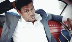 """"""" Someone just suggested casting Manu Bennett (Spartacus, Xena, 30 Days of Night) as Scott Hansen (Herc Hansen's brother for the uninformed). I'll take him over Michael Fassbender's creepy ass any. Rings Film, Manu Bennett, Beautiful Family, Beautiful People, Pin Man, Tv On The Radio, Gorgeous Men, Sexy Men, Hot Men"""
