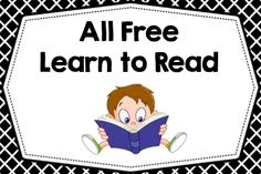 All free educational resources for learning to read selected by Carolyn Wilhelm for elementary education.