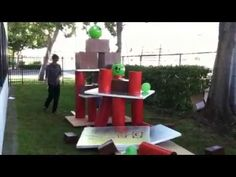 Live Angry Birds - Will hubby build it? Can we do this in December?