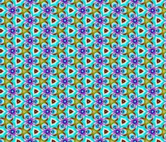 psychedelic_designs_101 fabric by southernfabricdiva on Spoonflower - custom fabric