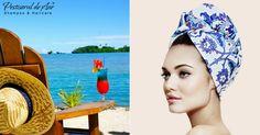 Plănuieşti o vacanţă la plajă? Ia cu tine şi prosopul Aglique în varianta ta preferată! Poţi arătă chic şi stylish în timp ce îţi păstrezi părul protejat! Alege-ţi modelul favorit de aici: https://www.pestisoruldeaur.com/Aglique