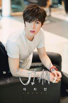 Jian the leader of IMFACT <3 <3