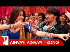 Ainvayi Ainvayi from Band Baaja Baaraat. Somehow I can just picture Spencer in Ranveer's place, getting up in the middle of a party and entertaining the guests with an impromptu song and dance (and in Hindi, of course). Dance Music Videos, Music Songs, Desi Music, Bollywood Music Videos, Indian Music, Indian Movies, Wedding Songs, Korean Music, Me Me Me Song
