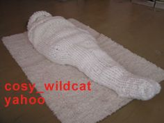knitted mummie