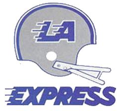 Los Angeles Express (1983–1985) USFL