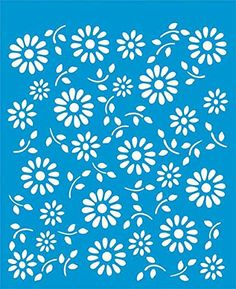 21cm x 17cm Pochoir Réutilisable en Plastique Transparent Souple Trace Gabarit Traçage Illustration Conception Murs Toile Tissu Meubles Décoration Aérographe Airbrush - Fleurs Feuilles Litoarte http://www.amazon.fr/dp/B00NS3VI7U/ref=cm_sw_r_pi_dp_vtOqwb1TPA4BV