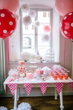 Claras erster Geburtstag | mummyandmini.com Fotos: Kathrin Schafbauer