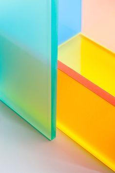 Raw Color, Color Pop, Colour Colour, Graphic Design Inspiration, Color Inspiration, Fluent Design, 3d Fantasy, Co Working, Light Art