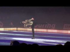 Stéphane Lambiel - Art on Ice 2012 - Something got me started