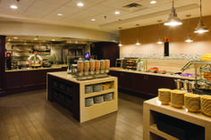 The Embassy Suites by Hilton Boston Waltham hotel is in Boston's hi-tech corridor near Cambridge. Enjoy complimentary cooked-to-order breakfast with your stay. Free Breakfast, Breakfast Time, Boston, Public Hotel, Embassy Suites, Stay The Night, School Colors, Interior Design Services, Interior Architecture