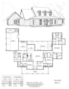 Plan #4052 | Design Studio