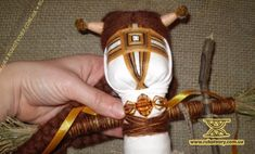 Master-class in making knot-dolls / Rukotvory