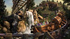 WDW New Rollercoaster: Seven Dwarfs Mine Train Opens May 28, 2014 | MyDisneyCloud