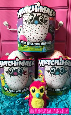 Hatchimals in STOCK - Here is how we found our Hatchimals! I am giving one away! #ebHolidayGiftGuide