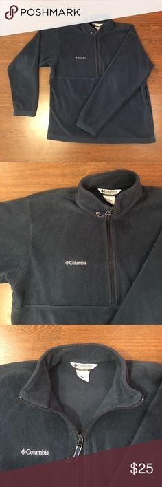 Columbia Sportswear Company Navy Sweater (Large) Columbia Sportswear Company Navy Sweater. Unisex Size Large. Lightly Worn. In Great Pre Owned Condition. Columbia Sweaters