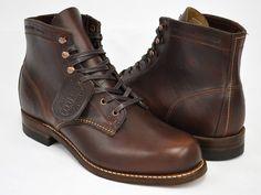 Wolverine 1000 Mile Boots - Brown (Men)