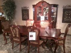 SEE IT, SNAP IT, POST IT Facebook contest entry: Dining Room Set