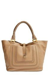 Chloé 'Marcie - New' Leather Tote