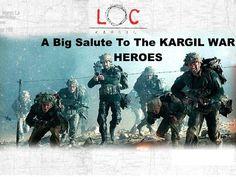 A Big Salute To The Kargil War Heroes - NCA Academy