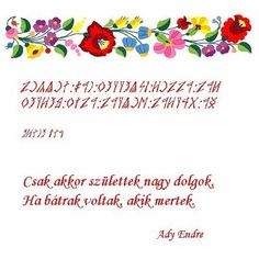 Ady Hungary, Folk Art, 1, Country, Tattoos, Creative, Tatuajes, Popular Art, Rural Area