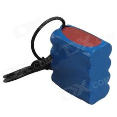 SingFire SF-B08 8800mAh 8.4V Li-ion Battery Pack for T6 U2 P7 Bike light lamp - (8 x 18650)  — 1628.56 руб. —  The battery pack is consisting of 8 x 18650 batteries with large capacity long operation time. Interface is 5.5 x 2.5mm