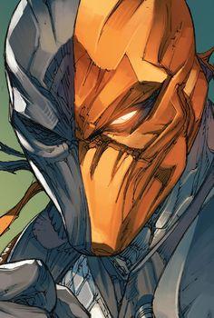 """extraordinarycomics: """"Deathstroke 013. """""""