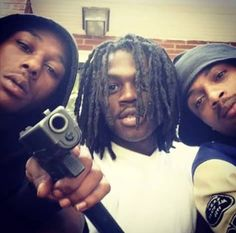 The Pictures of Sylville K. Smith that #BlackLivesMatter Don't Want You to See... #Milwaukee