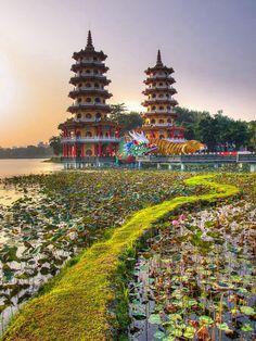 Algún lugar en China