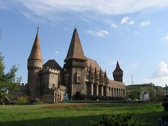 Hunedoara Castle - located in Transylvania, 300 km from Bucharest. The unique beauty and grandeur of the building make it one of the first p...