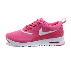 50aa0b92ae431 $61.15 womens nike air max thea print,Nike Air Max Thea Print Women Rose red