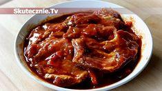 Marynata do mięs na grilla (słodko-kwaśna) Nasu, Grilling, Pork, Beef, Recipes, Impreza, Drinks, Foods, Kale Stir Fry