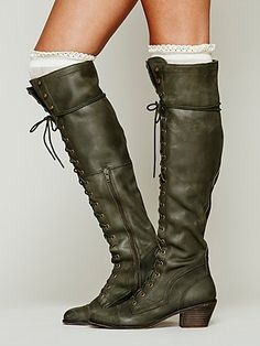 Free People Joe Lace Up Boot I will buy these one day