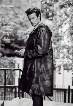 Matt Smith, Esquire UK