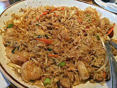 レシピとお料理がひらめくSnapDish - 9件のもぐもぐ - 2014 Food Recap  ❤  Shrimp #Fried Rice at P. F. Changs in Baton Rouge Louisiana  #Chinese cuisine #Seafood #Dinner #Main dish by Alisha GodsglamGirl Matthews