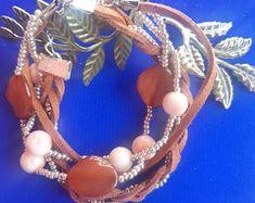 ReMIdea su Etsy Pearl Necklace, Pearls, Etsy, Jewelry, Fashion, Jewlery, Moda, Jewels, La Mode